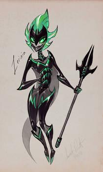 Zerinia - Concept