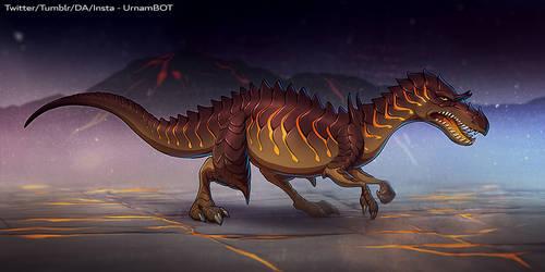 Lava Dino