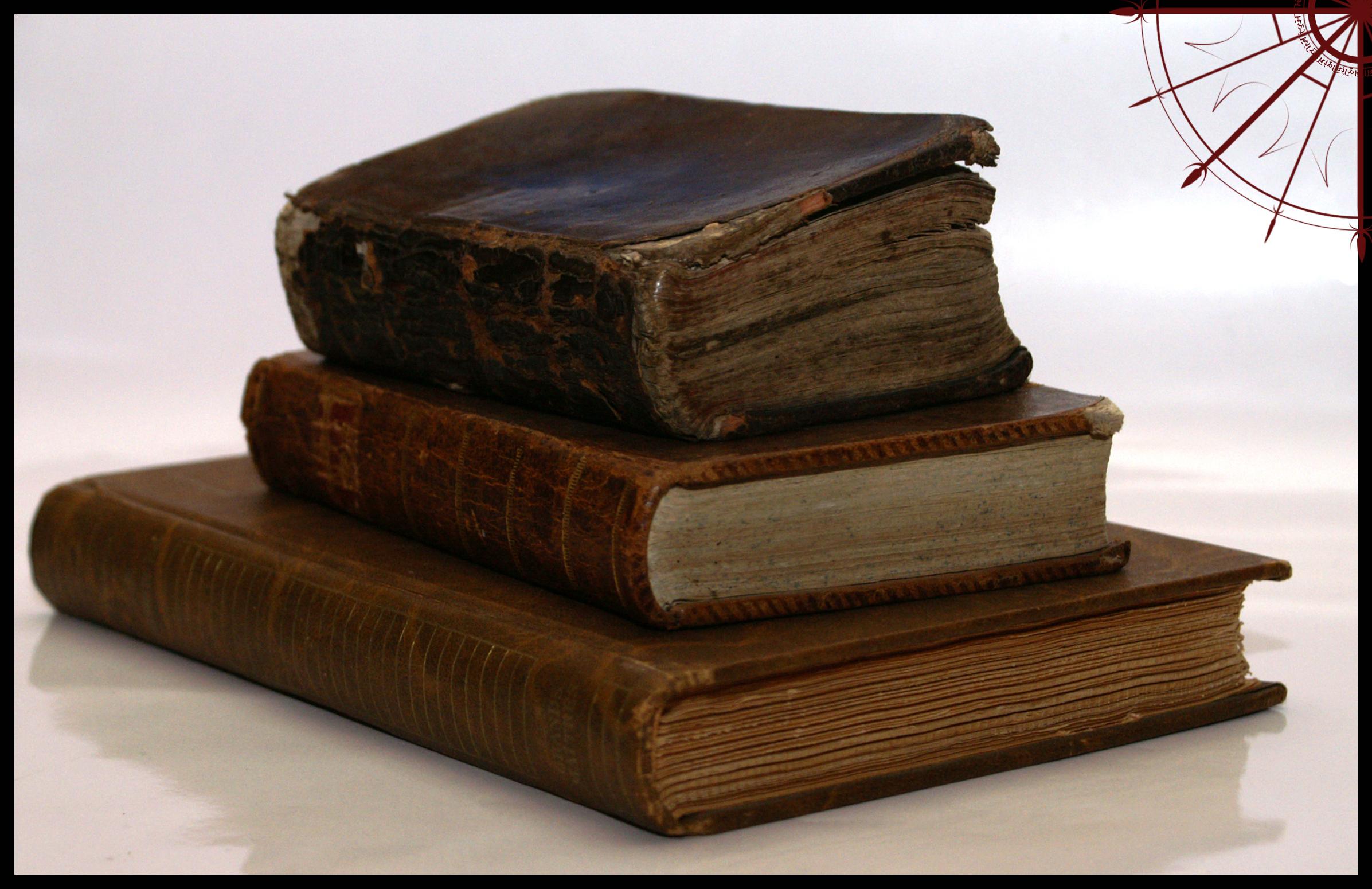 002 - Books Old