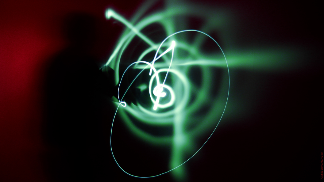 A Photonic Symphony In Green