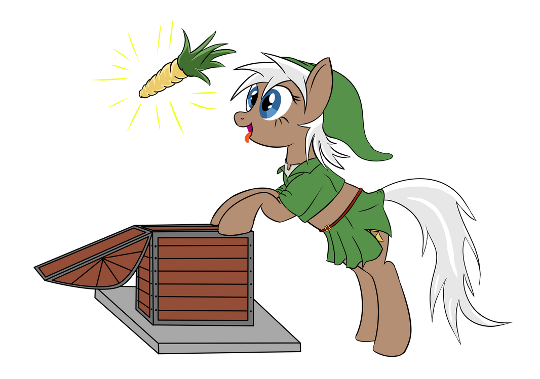 Training grounds #7 - Epona finds TREASURE by Sethisto