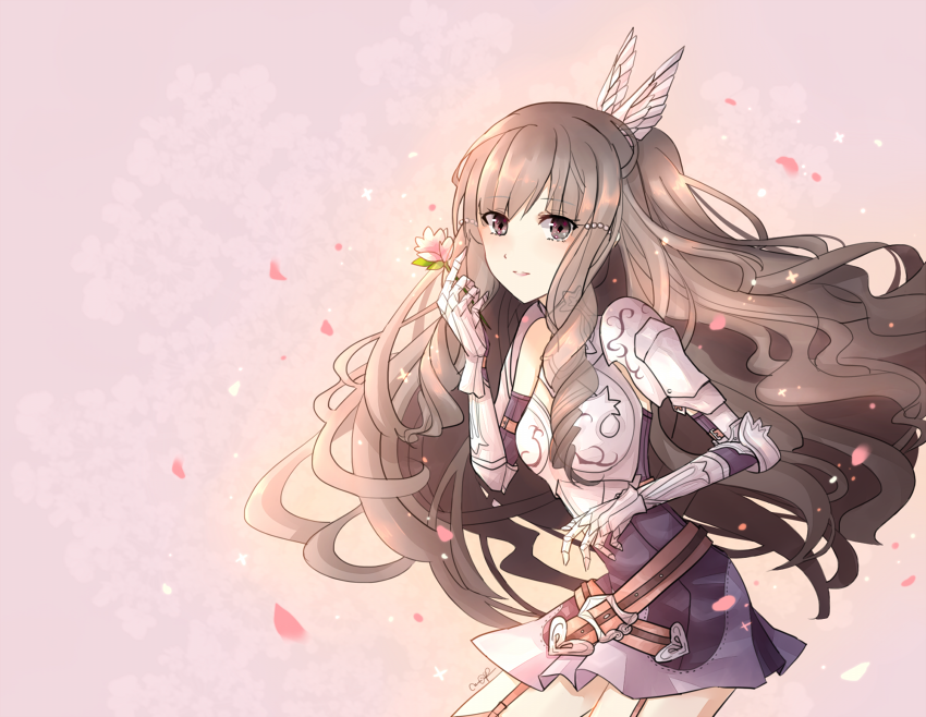 FE:A Sumia by camikawaii