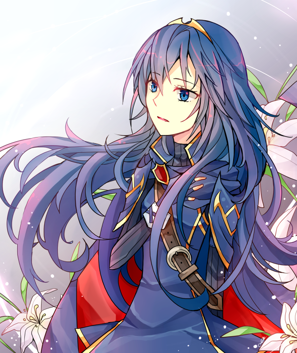 FE:A Lucina by camiruchi on DeviantArt