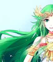 Palutena for Essradi by camiruchi