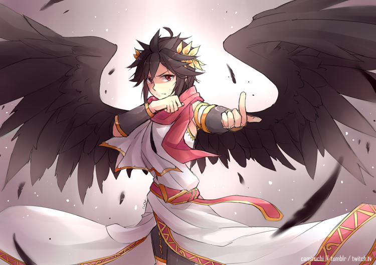 Kid Icarus Anime Fanfic