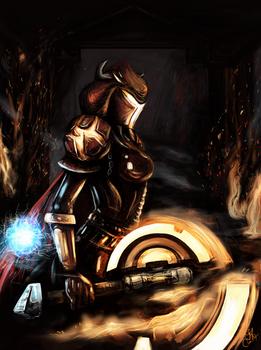 Enhancement Shaman - World of Warcraft