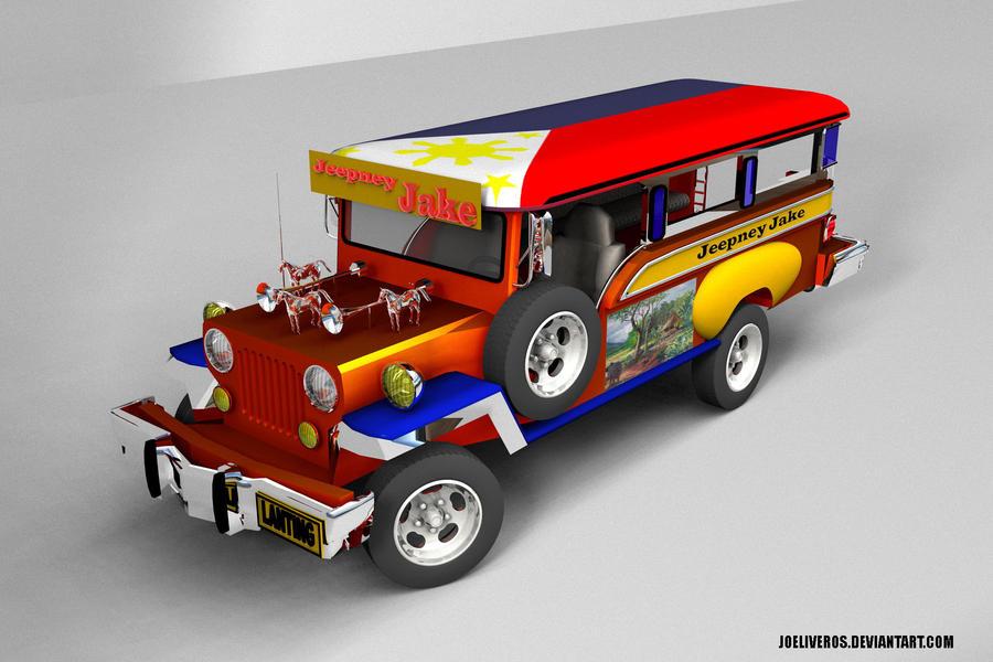 Jeepney Jake by...