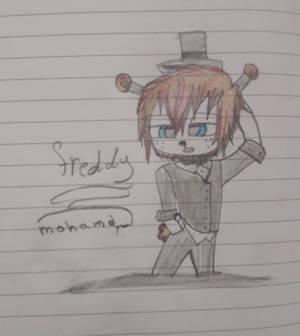 Chibi Freddy Fazbear (Fnaf 1)