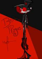 Black Plague (OC) by StudioLimbo