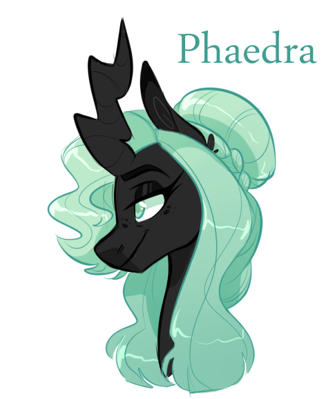 Phaedra, The Changeling Queen by sararini