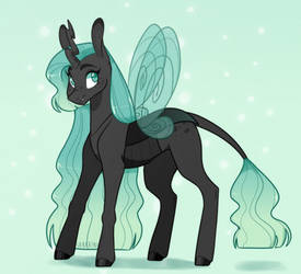 Reyna Reference by sararini