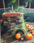 Mike's Farm Tractor Display- final version