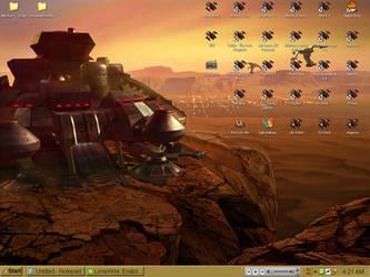 Desktop 28-12-06 by XSerenityxBecomesX