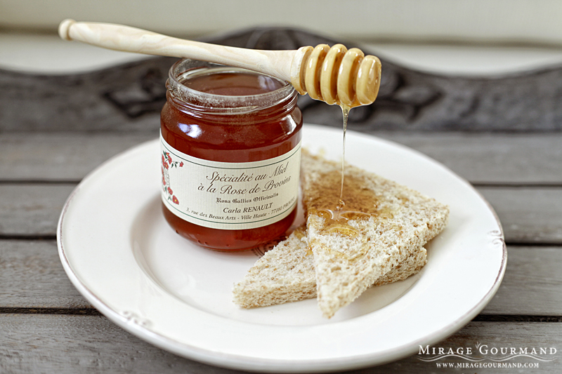 Rose Honey by MirageGourmand