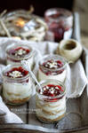 Mini cheesecakes by MirageGourmand