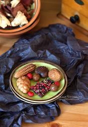 Chocolate treats by MirageGourmand