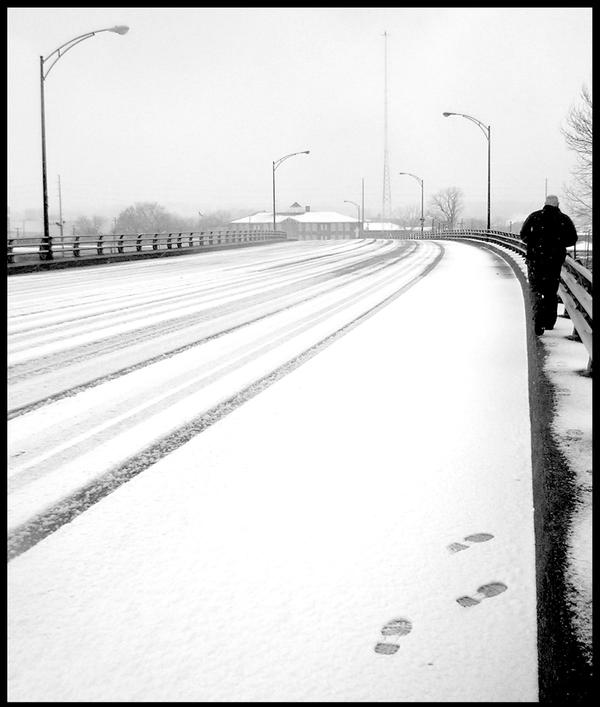 walking away by irishcompass