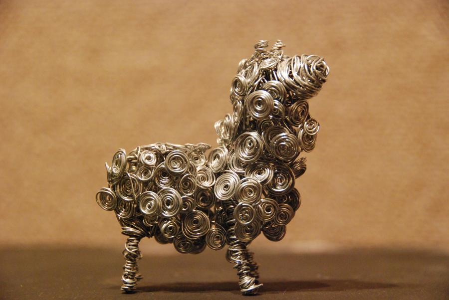 Sheep by irishcompass