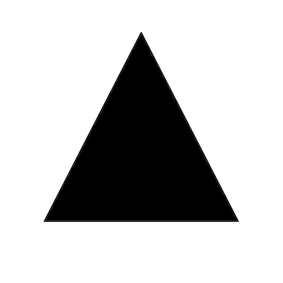 Triangulo on Queen Clip Art