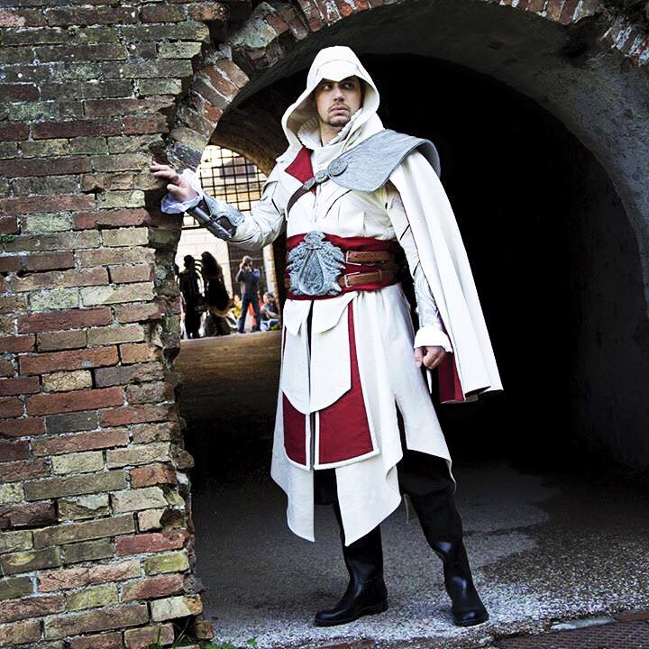Ezio Auditore Assassin S Creed Brotherhood By Dibaman On Deviantart
