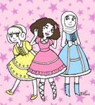 Sweet Lolita gang