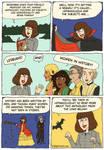 Lepakkoluola - Women in History by Hanna-Pirita
