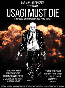 Usagi must die