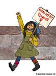 March - FEMINISM!