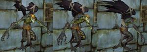 Darksiders II Sychophant