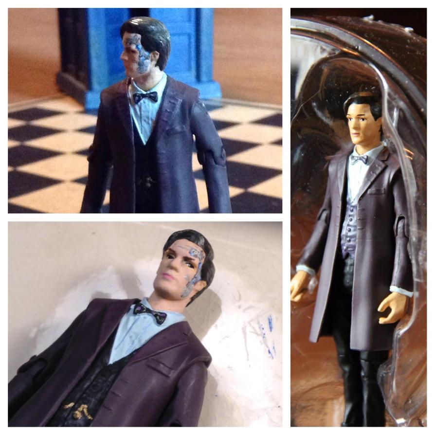 5inch Mr. Clever figurine by salemgryffindor
