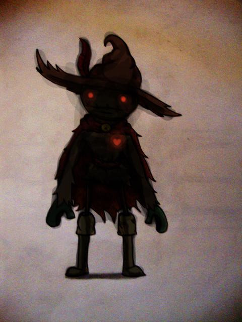 Dark ScareCrow by UVERwolf on DeviantArt