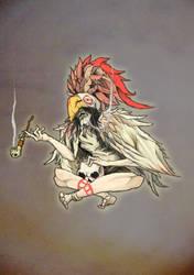 Ancient Bird Sage