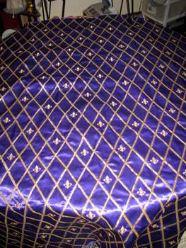 Creating fabric yardage