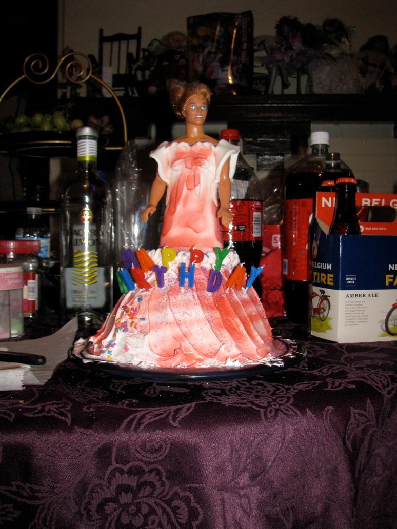 Birthday Cake by tkoverkamp