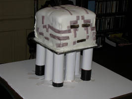 Ghast cake
