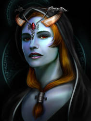Midna by aliceazzo