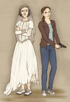 Havisham and Next by aliceazzo