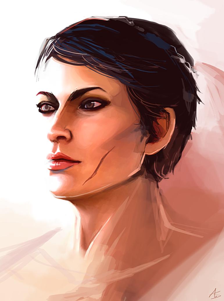 Cassandra Pentaghast by aliceazzo