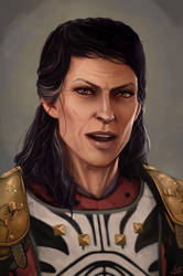 Older Cassandra Pentaghast by aliceazzo