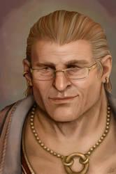Older Varric Tethras by aliceazzo
