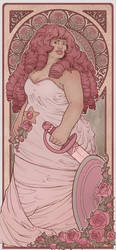 Rose Quartz by aliceazzo