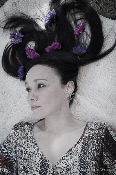 Flower Fade by austinfotoworks