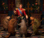 Prince Edwin and the Beavers' Compaint by lucia45