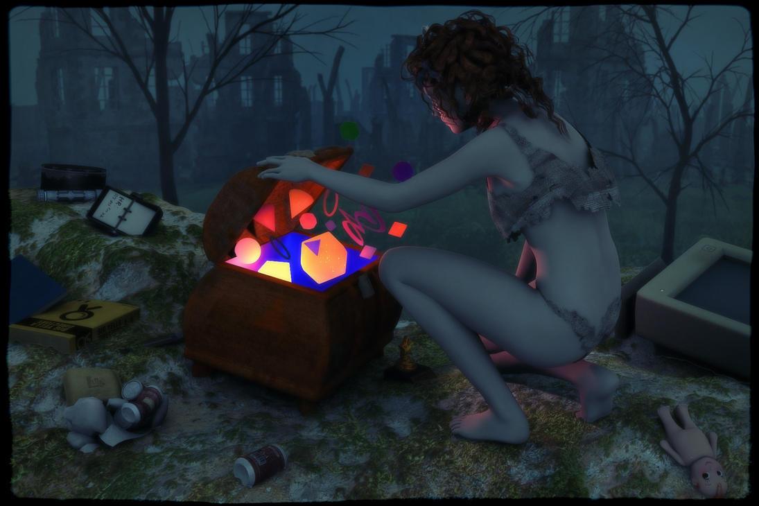 Pandora Returns by lucia45