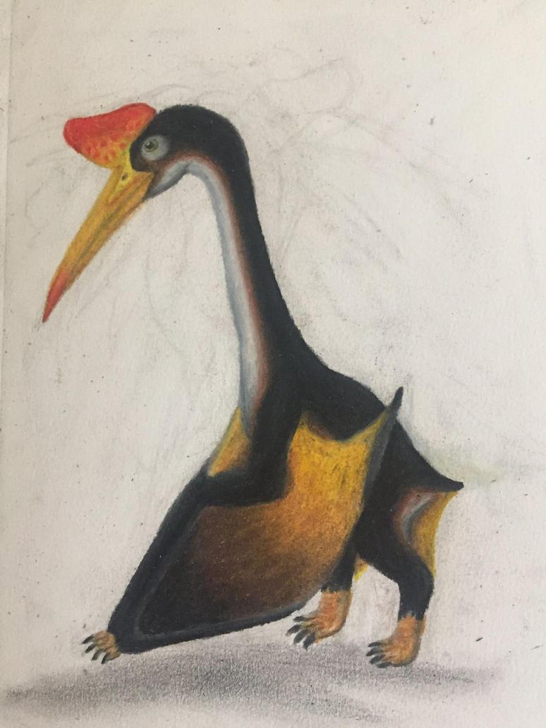 Quetzalquatrus by Dinogirl120