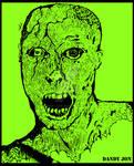 Living Dead Sketch by Dandy-Jon