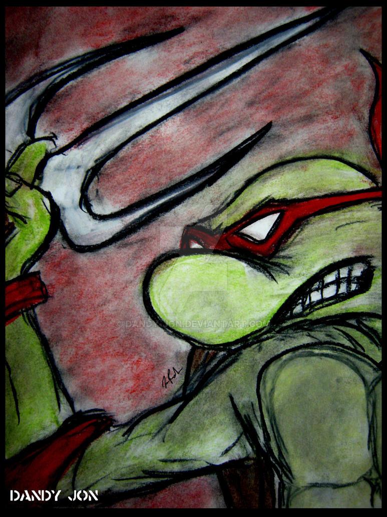 Raphael by Dandy-Jon