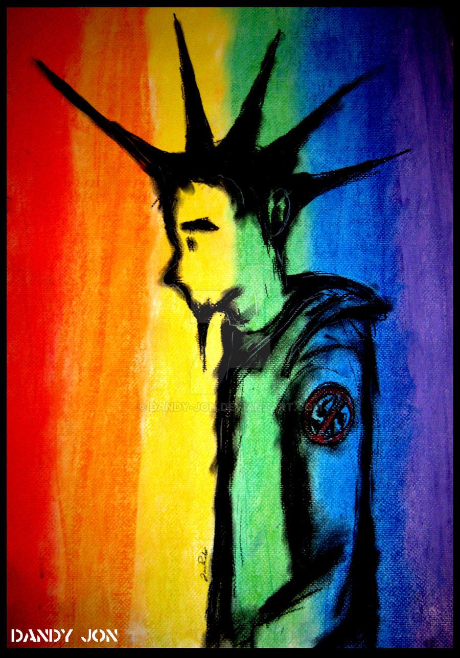 Queer Punker by Dandy-Jon