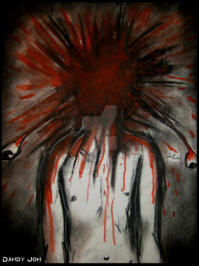 Exploding Head Syndrome by Dandy-Jon