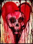 Bloody Heart/Doomed Romantic